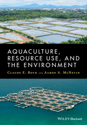 Aquaculture, Resource Use, and the Environment (111885781X) cover image