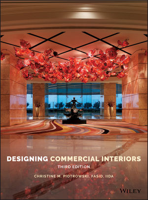 Designing Commercial Interiors, 3rd Edition (111888261X) cover image