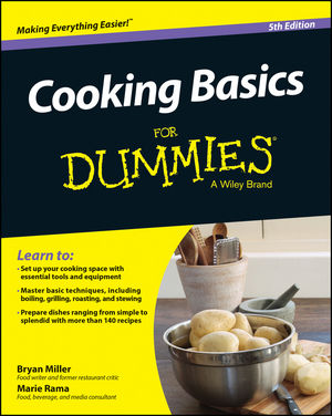 Cooking Basics For Dummies, 5th Edition
