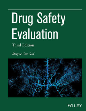 Drug Safety Evaluation, 3rd Edition (111909741X) cover image
