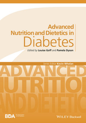 Advanced Nutrition and Dietetics in Diabetes (111912171X) cover image