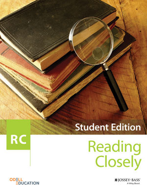 Reading Closely Student Handbook, Grades 6-12