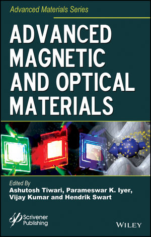 Advanced Magnetic and Optical Materials (111924191X) cover image