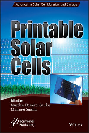 Printable Solar Cells (111928371X) cover image