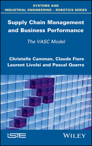 Supply Chain Management and Business Performance: The VASC Model (111942741X) cover image