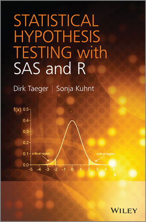 Statistical Hypothesis Testing with SAS and R  (111995021X) cover image