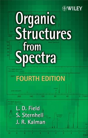 Organic Structures from Spectra, 4th Edition (111996461X) cover image