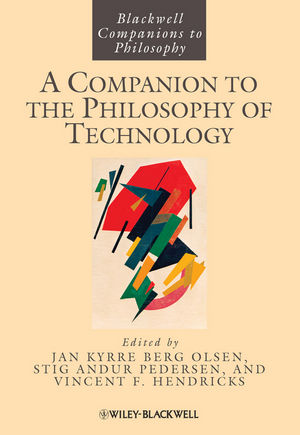 A Companion to the Philosophy of Technology (140514601X) cover image