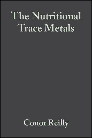 The Nutritional Trace Metals (140514811X) cover image
