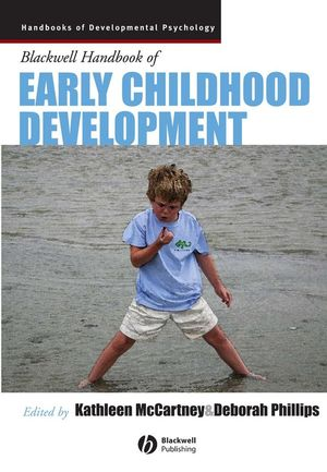Blackwell Handbook of Early Childhood Development (140517661X) cover image