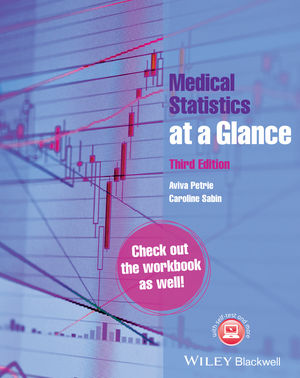 Medical Statistics at a Glance, 3rd Edition (140518051X) cover image