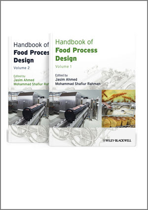 Handbook of Food Process Design, 2 Volume Set