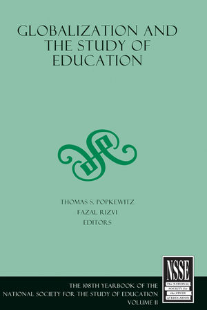 Globalization and the Study of Education