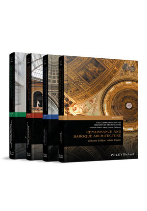 The Companion to the History of Architecture