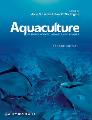 Aquaculture: Farming Aquatic Animals and Plants, 2nd Edition (144434711X) cover image