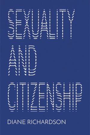 Sexuality and Citizenship (150951421X) cover image