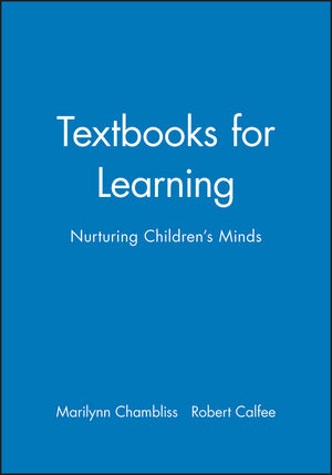 Textbooks for Learning: Nurturing Children's Minds