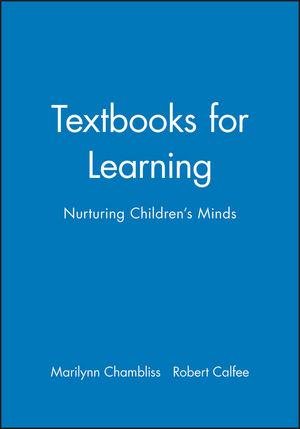 Textbooks for Learning: Nurturing Children