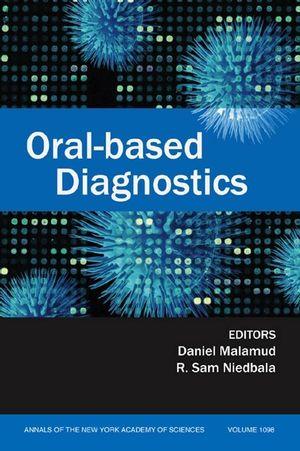 Oral-Based Diagnostics, Volume 1098