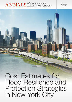 Cost Estimates for Flood Resilience and Protection Strategies in New York City, Volume 1294