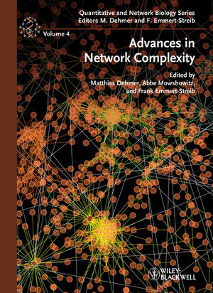 Advances in Network Complexity (352733291X) cover image