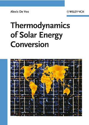 Thermodynamics of Solar Energy Conversion