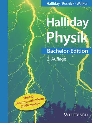 Halliday Physik, 2. Auflage (Bachelor Edition)