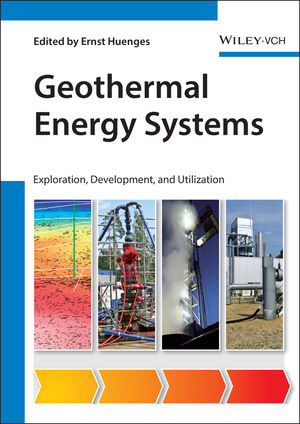 Geothermal Energy Systems: Exploration, Development, and Utilization (352764461X) cover image