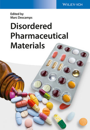 Disordered Pharmaceutical Materials (352765271X) cover image