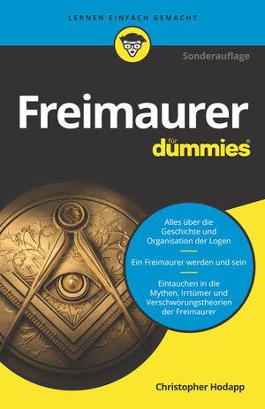 Freimaurer für Dummies, 2. Auflage (352769241X) cover image