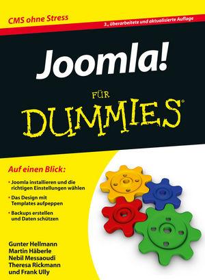 Joomla! für Dummies, 3. Auflage