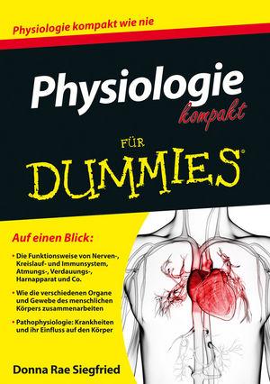 Physiologie für Dummies kompakt