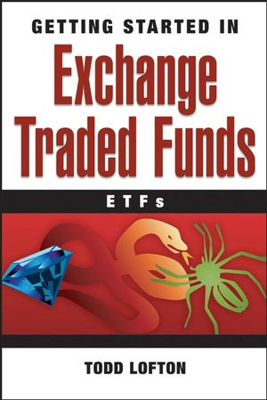 Getting Started in Exchange Traded Funds (ETFs) (0470107820) cover image