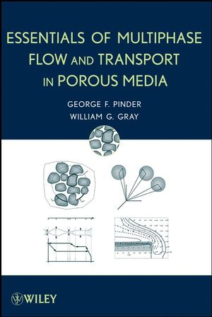 Essentials of Multiphase Flow in Porous Media (0470317620) cover image