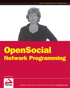 OpenSocial Network Programming (0470442220) cover image