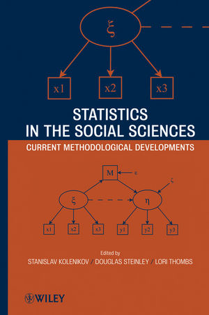 Statistics in the Social Sciences: Current Methodological Developments (0470583320) cover image