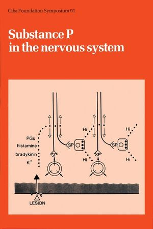 Substance P in the Nervous System