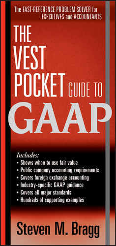 The Vest Pocket Guide to GAAP