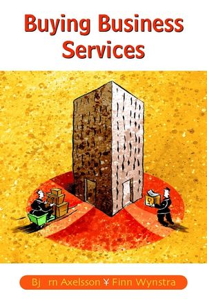 Buying Business Services (0470843020) cover image