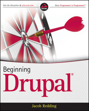 Beginning Drupal (0470881720) cover image