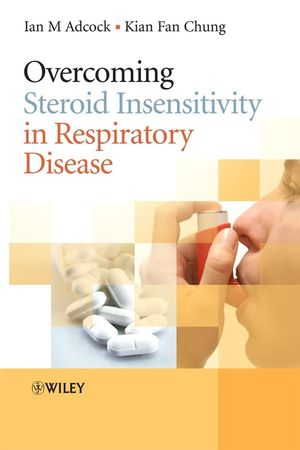 Overcoming Steroid Insensitivity in Respiratory Disease (0470985720) cover image