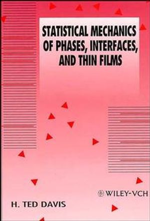 Statistical Mechanics of Phases, Interfaces and Thin Films (0471185620) cover image