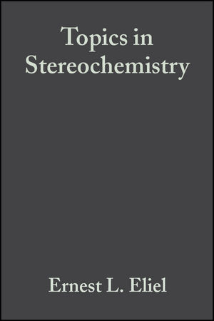 Topics in Stereochemistry, Volume 19 (0471507520) cover image