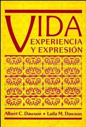 Vida: experiencia y expresi�n (0471624020) cover image