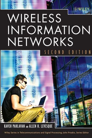 Wireless Information Networks, 2nd Edition (0471725420) cover image