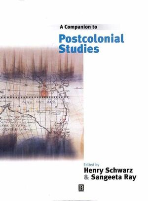 A Companion to Postcolonial Studies (0631206620) cover image