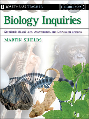 Biology Inquiries: Standards-Based Labs, Assessments, and Discussion Lessons (0787976520) cover image