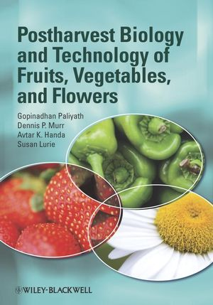 Postharvest Biology and Technology of Fruits, Vegetables, and Flowers (0813806720) cover image