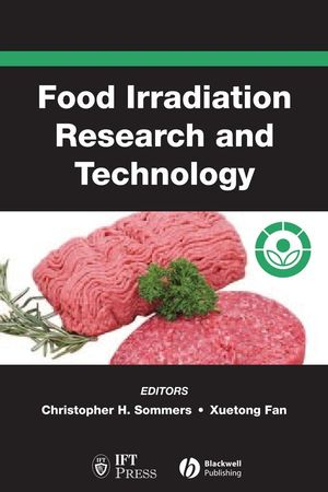 Food Irradiation Research and Technology (0813808820) cover image