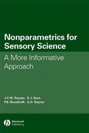 Nonparametrics for Sensory Science: A More Informative Approach